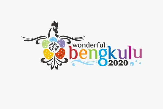 Logo Visit 2020 Wonderful Bengkulu